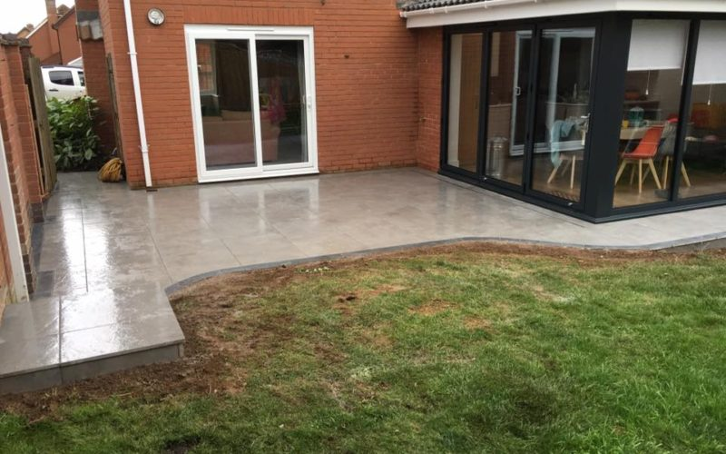 Fresh Home Garden Paving